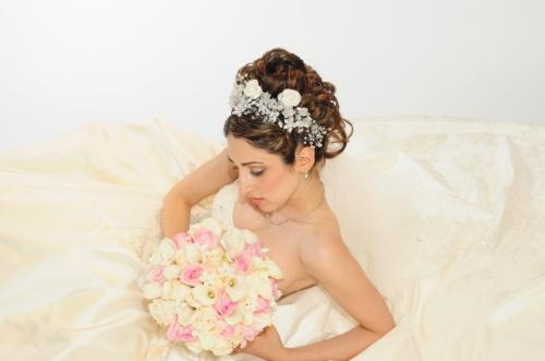 mahsa-NY bridal hair stylist